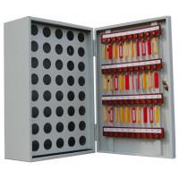 Шкаф для ключей КЛ-40П  (40 пеналов, без брелоков)