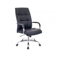 Кресло Bond экокожа черная