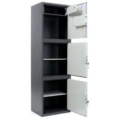 Бухгалтерский шкаф Aiko SL-150/3T EL