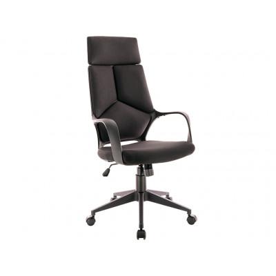 Кресло Trio Black ткань черная