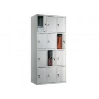 Шкаф для раздевалок ПРАКТИК стандарт LS-34