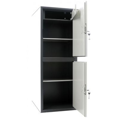 Бухгалтерский шкаф Aiko SL-125/2T