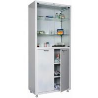 Медицинский шкаф Hilfe MD 2 1780/SG
