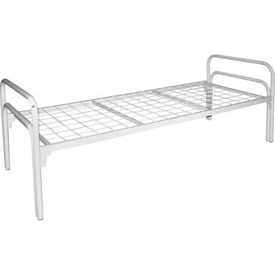Кровать одноярусная металлическая М180-01